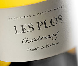 Photo LES PLOS CHARDONNAY